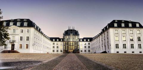 Château de Sarrebruck (FR) - Schloss Saarbrücken (DE)